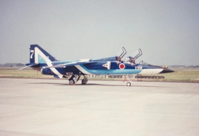 Blue Impulse 1-48 scale History  Misawa10
