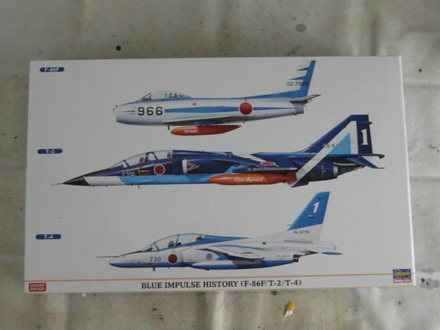 Blue Impulse 1-48 scale History  P1050018