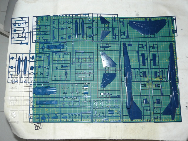 Blue Impulse 1-48 scale History  P1050024