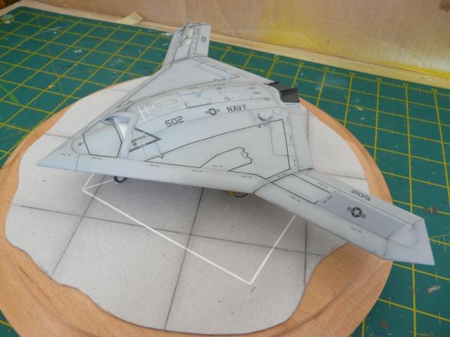 U.S Navy u.c.a.s X-47B    1-72 Platz - Page 2 P1080620