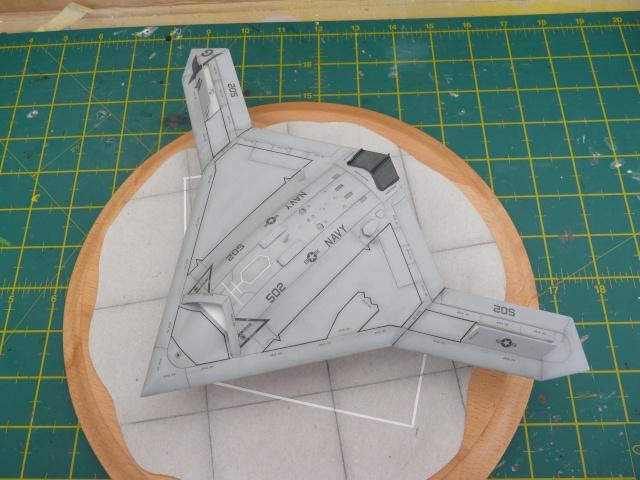 U.S Navy u.c.a.s X-47B    1-72 Platz - Page 2 P1080621