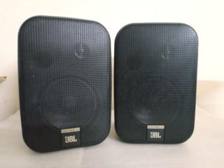 JBL Control 1G compact bookshelf speakers Img_2058