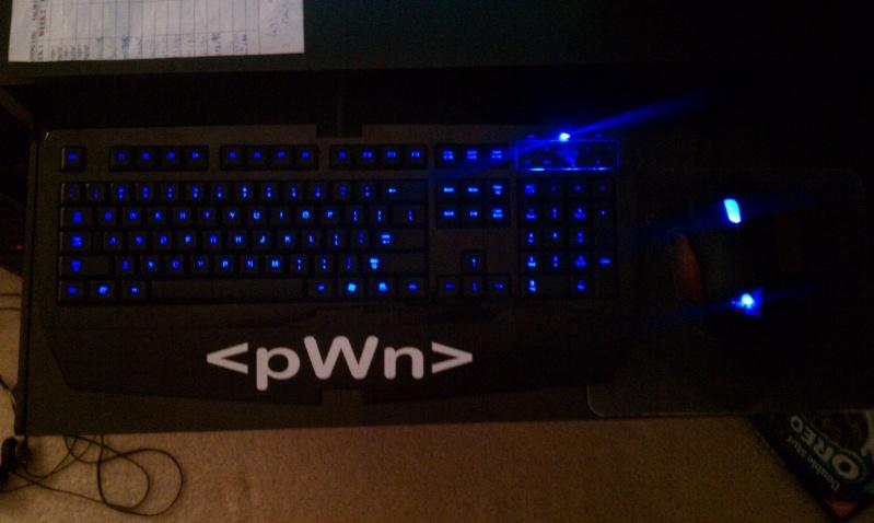 Pwn keyboard! Imag0010