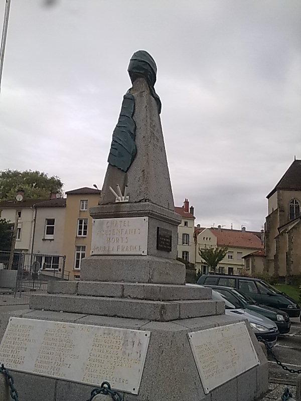 [Histoires et Histoire] Monuments aux morts originaux Français Tome 1 - Page 6 Photo019