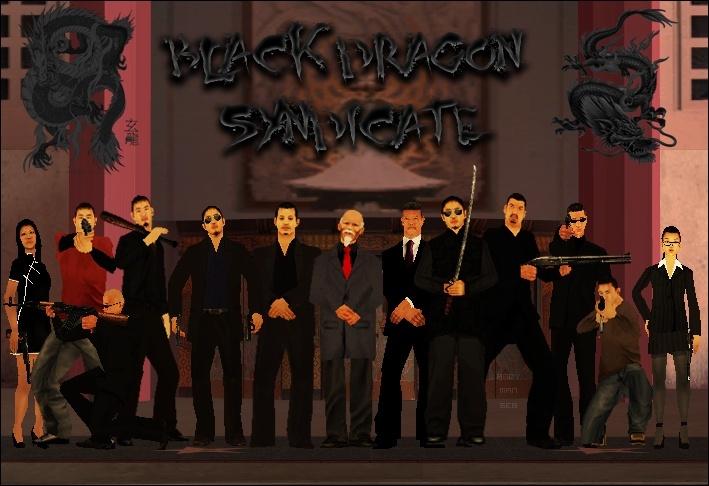 Yakuza's Syndicate Bdsban10