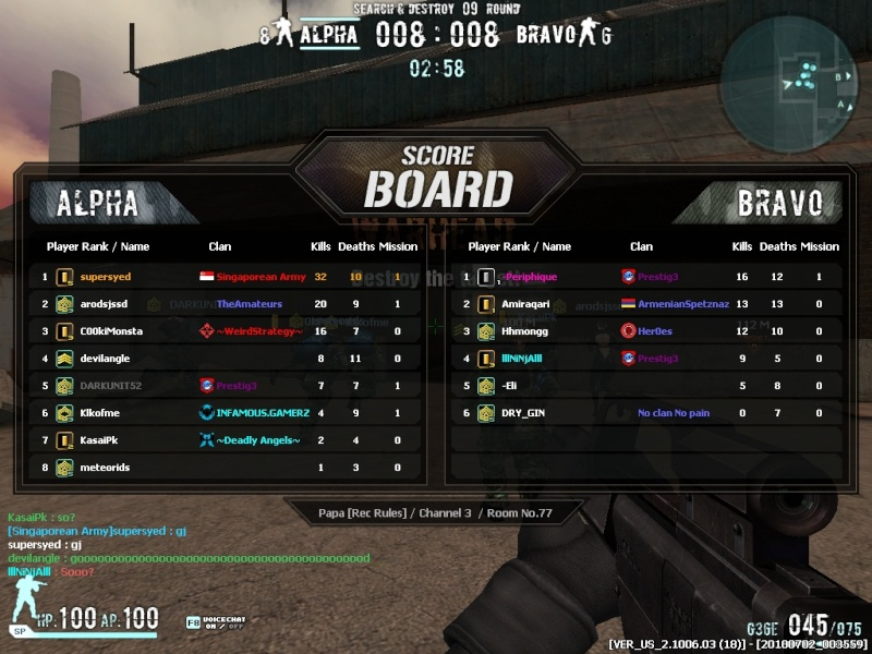 supersyed ss Combat13