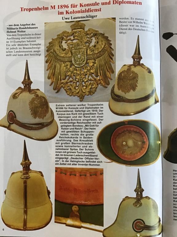 casque colonial prussien 4c0cf610