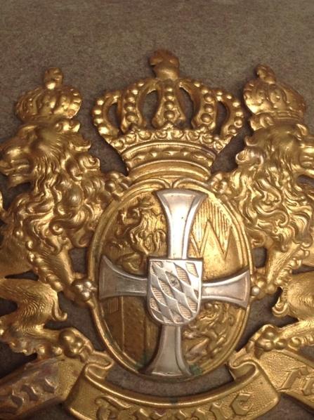 Casque a pointe en feutre bavarois  Img_1517