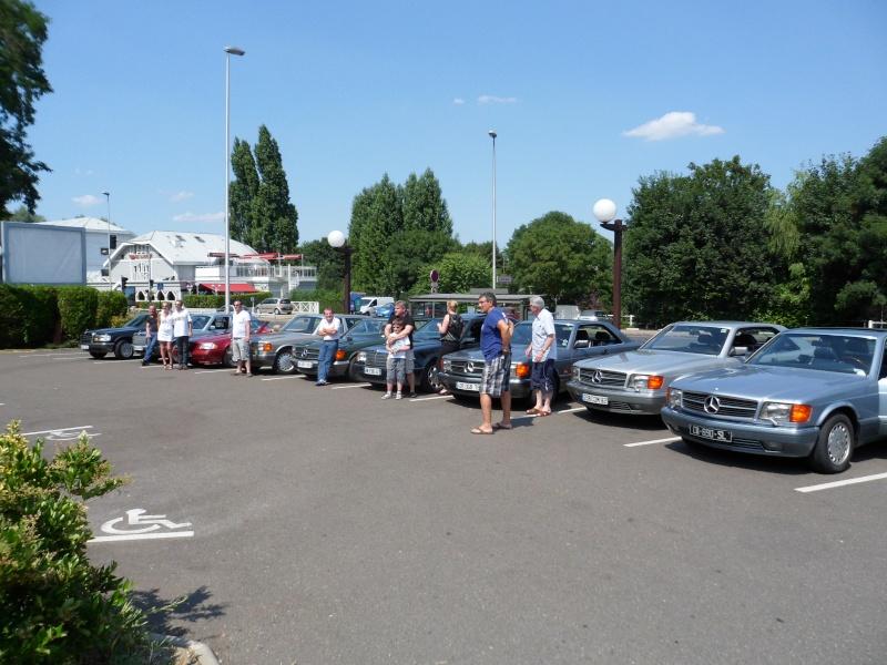 Rencontre W/C 126 au Mercedes-Benz Center de Rueil le samedi 20 juillet à partir de 10h00. - Page 2 Sam_0711