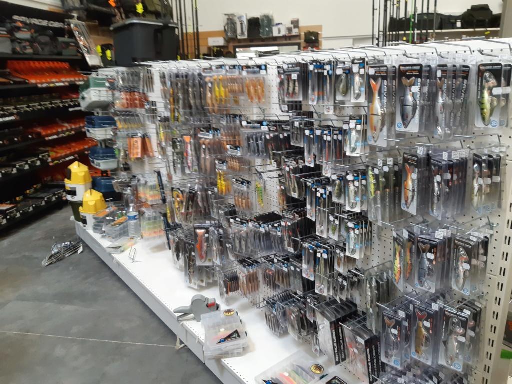Nouveau  magasin chasse et pêche  20190711