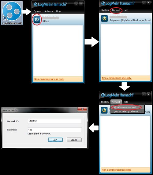 How to download and use hamachi (With Pictures) Untitl16
