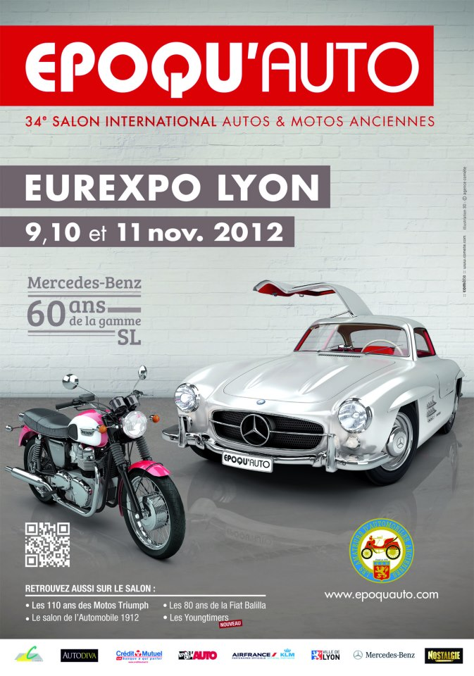 2012 - [France] Salon Epoqu'Auto de Lyon  64451110