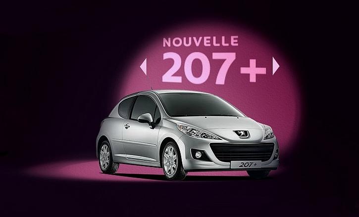2009 - [Peugeot] 207 Restylée - Page 15 Peugeo13
