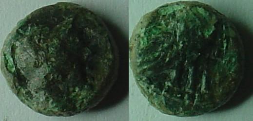 Monnaie à ID Bronze10