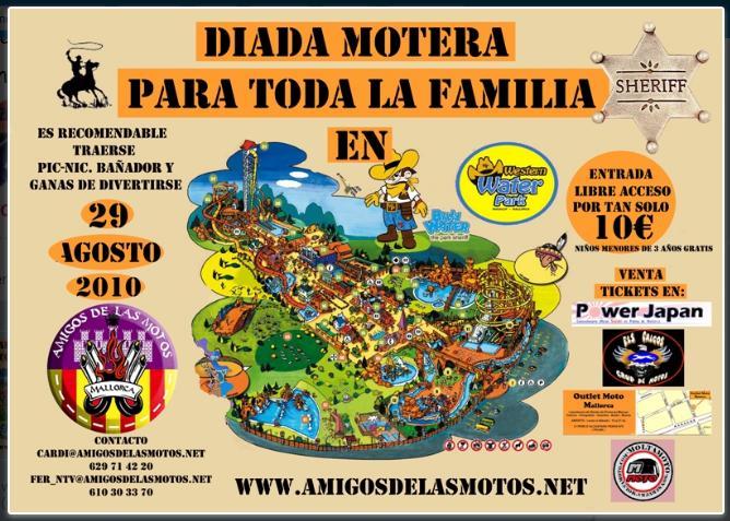 DIADA MOTERA WESTERN PARK , AMIGOS DE LAS MOTOS -LOS GALGOS Wester10