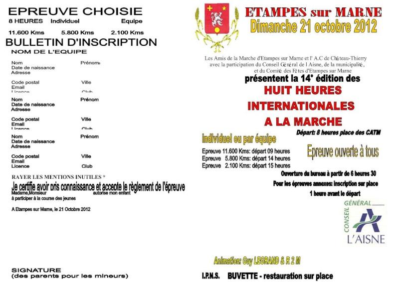 8 heures ETAMPES SUR MARNE 21 OCTOBRE 2012 2012_i10