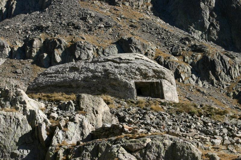 Casemates italienne du Col de Fenestres (06) 69544810