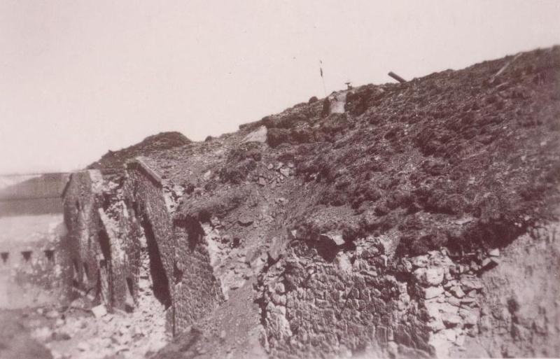 Fort des Mille-Fourches (massif de l'Authion) Millef10