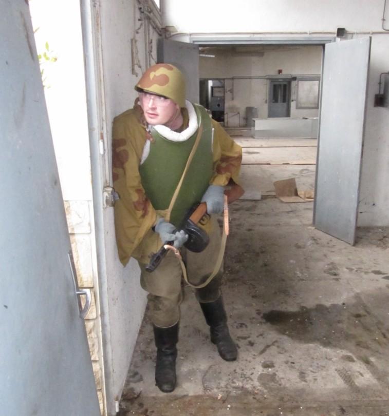 Gilet blindé SN-42 ou stalnoï nagrudnik 42 (WW2) Sapeur10