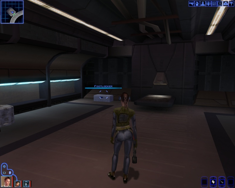 Star Wars: Knights of the Old Republic. Screen14