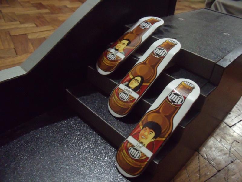 MFI pro riders deck: beer Dscf5013