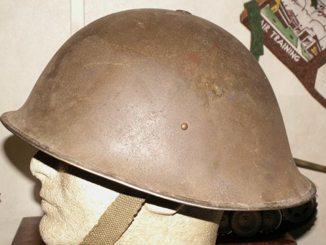 Complete MkIII Helmet 00116