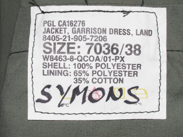Garrison Jacket 00124