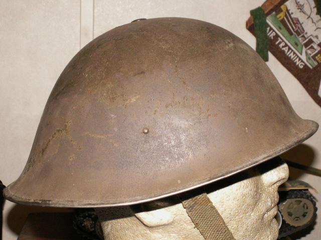 Complete MkIII Helmet 00215