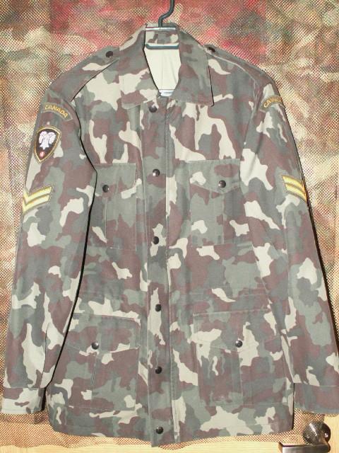 Garrison Jacket 00224
