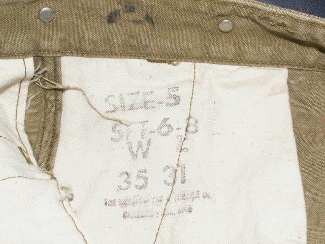 KD trousers 00310