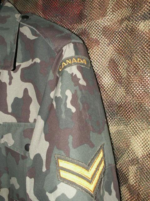 Garrison Jacket 00323