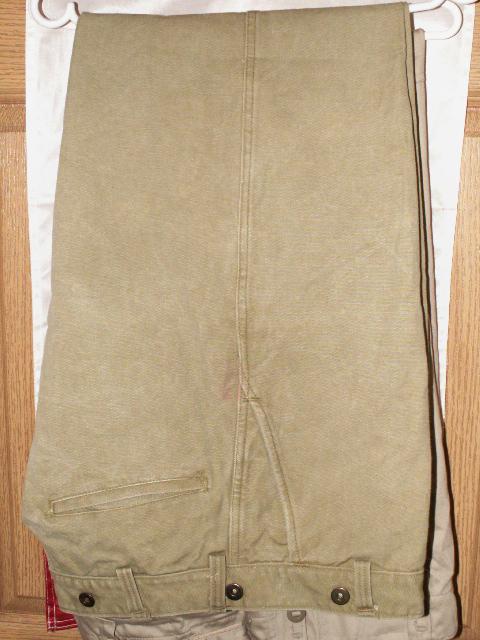 KD trousers 00510