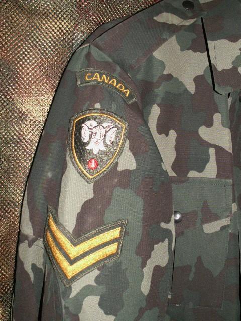 Garrison Jacket 00518