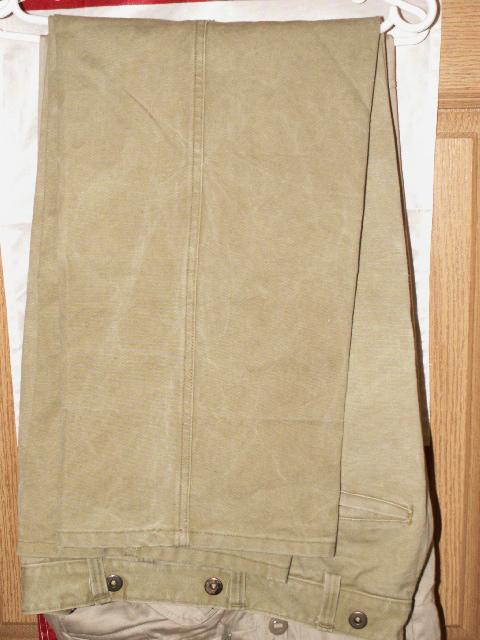 KD trousers 00610