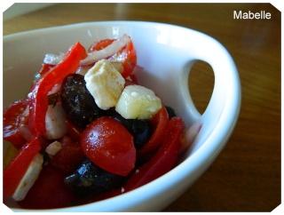 Salade grecque Salade15