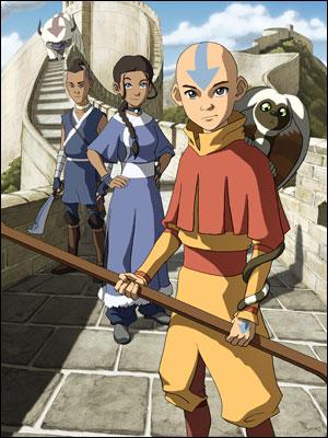 """"""" Avatar, le dernier maître de l'air """" le film Avatar10"""