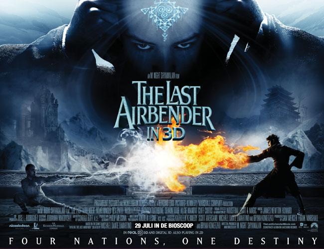 """"""" Avatar, le dernier maître de l'air """" le film Last_a10"""