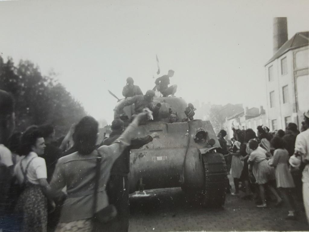 libération de Chaumont, ville préfecture de la haute-marne 20190136