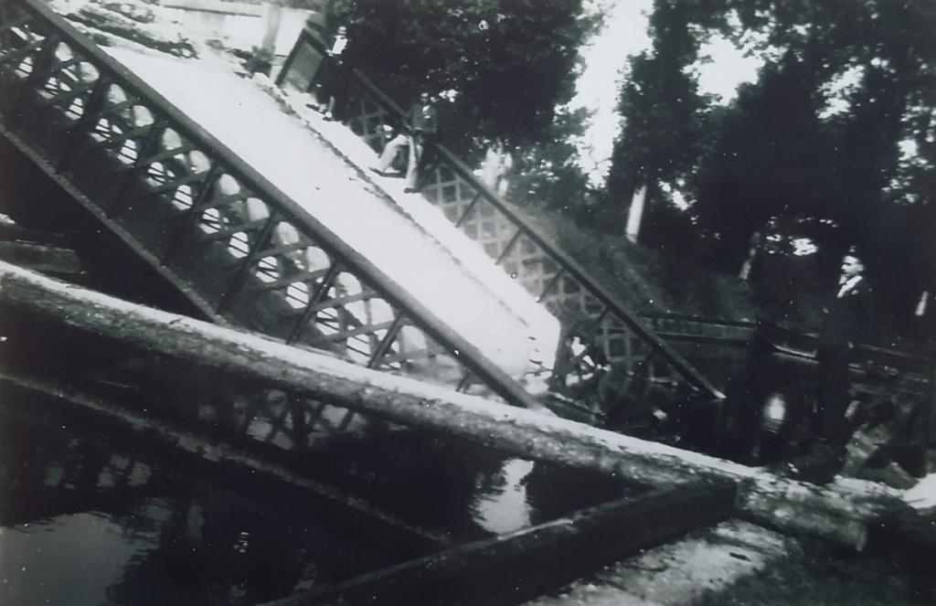 Froncles et le passage du GTL 812
