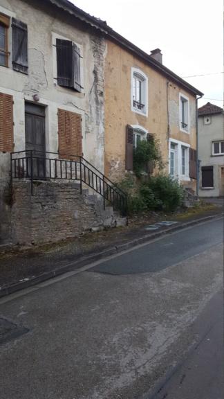 Vignory, petit village haut-marnais 9a10
