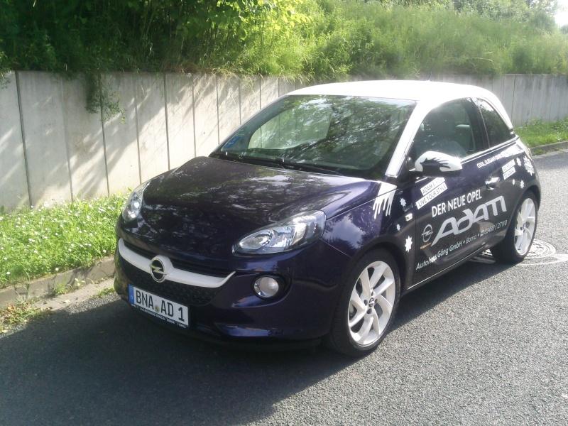 Die Opelmodelle 2013 ..Wie findet ihr sie ?? Probegefahren ? Erfahrungen und Meinungen ..  Foto0513