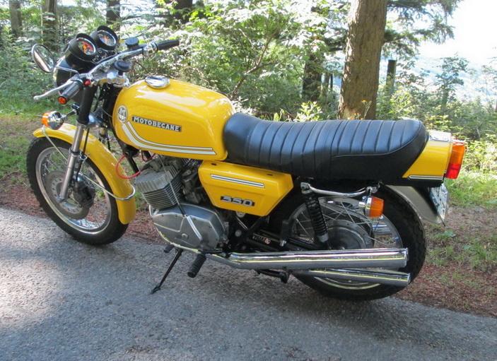 Nouvelle restauration d'une 350 Motobecane Photo_11