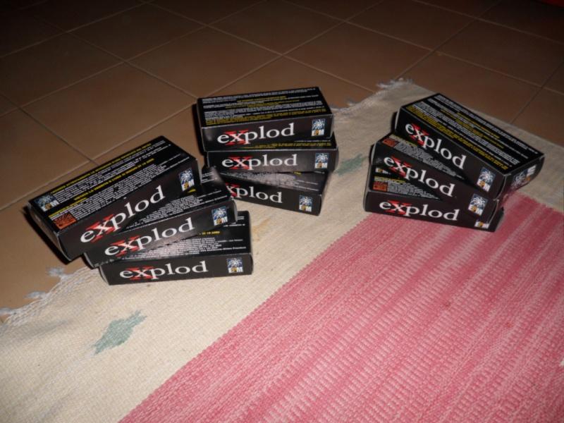 Petardo Explod Sam_1521