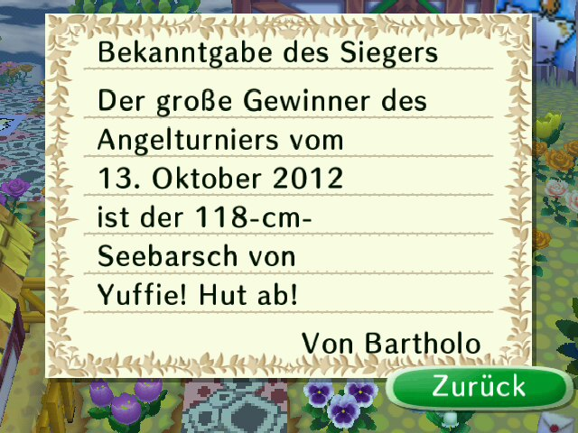 Bartholo Angelturnier und Carleon Insektenturnier Angel211