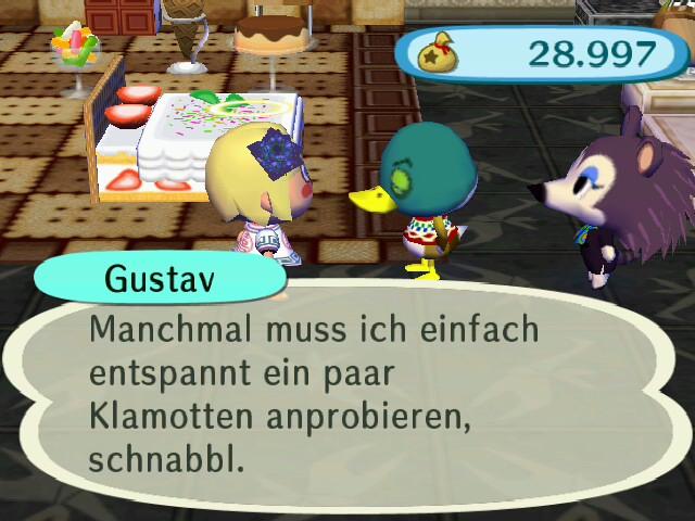 Besucher bei Grazia Gustav12