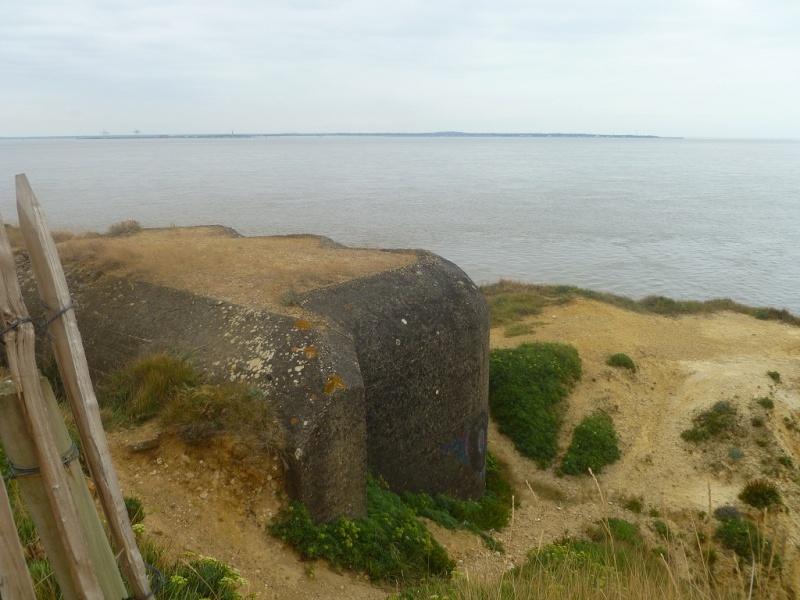 [ Histoires et histoire ] Fortifications et ouvrages du mur de l'Atlantique - Page 2 Mesche14