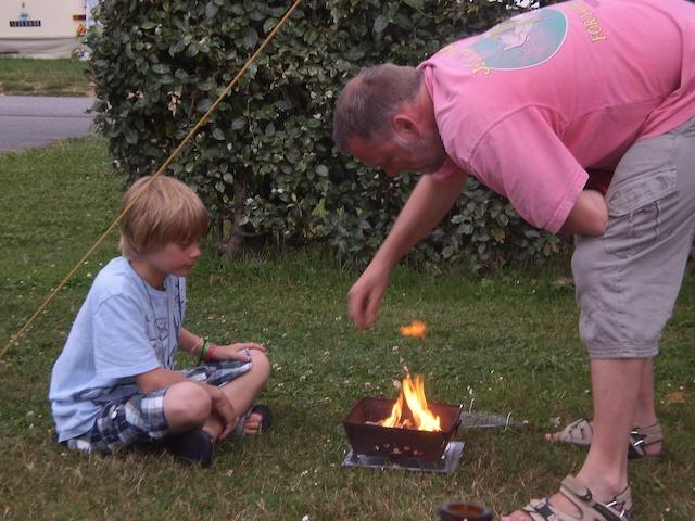 Summer in Daphne Fire10