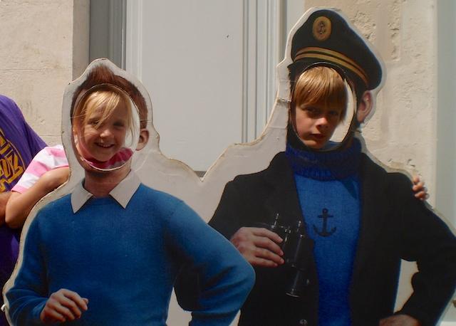 Summer in Daphne Tintin10