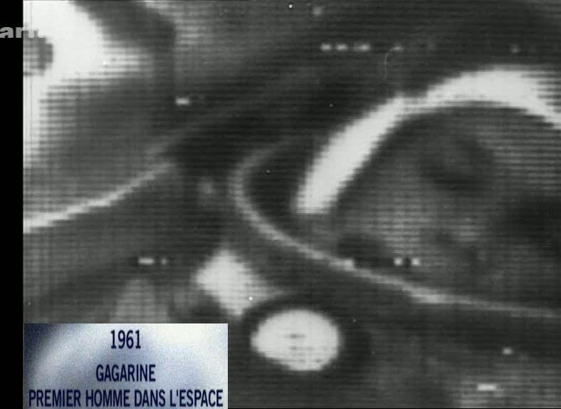 ARTE: 1961. Gagarine, premier homme dans l'espace 110