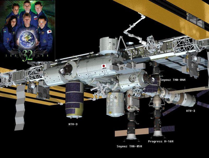 Expedition 32 - Soyouz TMA-05M - Juillet 2012 12080210